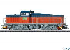 Schwere Diesellokomotive green cargo T44