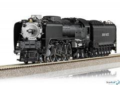 Dampflokomotive UP Klasse 800 Digital Sound Rauch