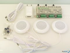3-fach MP3 Sound-Modul
