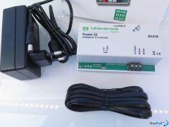 Power 22 2.2 A-Booster für Spur N, TT und H0