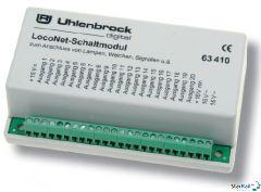 LocoNet-Schaltmodul