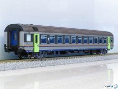Personenwagen MDVE 1. Klasse DTR mit Innenbeleuchtung