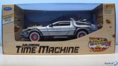 DeLorean Time Machine Back to the Future III