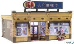 J. Frank - Lebensmittelladen