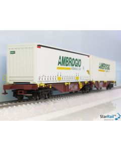 """Container Car Sggmrss """"AMBROGIO"""""""