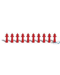 Hydranten 10 Stück