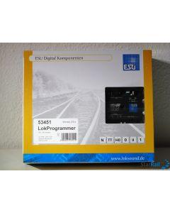 LokProgrammer mit Anleitung und USB-Adapter