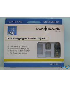 LokSound 5 8-pin NEM 652 mit Lautsprecher