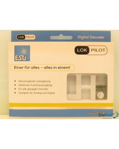 LokPilot 5 DCC/MM/SX/M4 PluX22