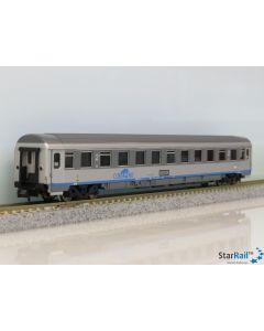 Reisezugwagen 2. Klasse der Cisalpino