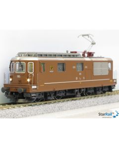 BLS E-Lok Re 4/4 195 Unterseen Einholm StarRail-Edition Sound