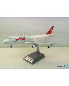 swissair BOEING 747-300 HB-IGC