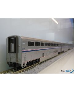 106-3515 Amtrak Superliner I Phase VI 4 Car Set A