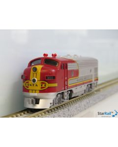 EMD F7A Santa Fe #300