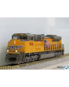 EMD SD70ACe UP Nose HL #9041