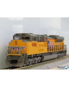 EMD SD70ACe UP Nose HL #9088