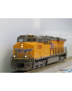 GE ES44AC Union Pacific #5380