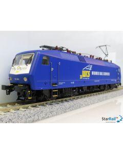 Elektrolokomotive BR 120.1 ultramarinblau