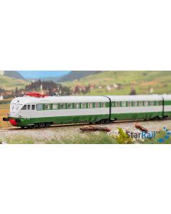 Set Elettrotreno FS ETR 225 AV Breda
