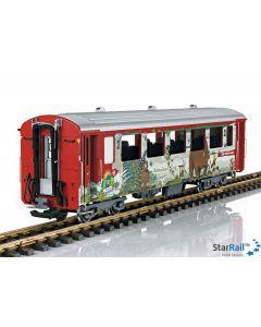 RhB Schnellzugwagen 2. Klasse