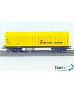 Schienen- und Oberleitungsschleifwagen für Märklin-Mittelleitersystem