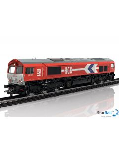 Diesellokomotive Class 66 der HGK