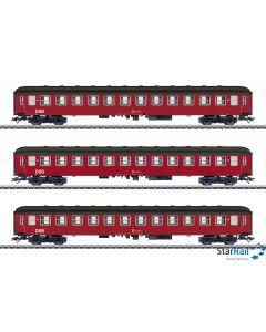 Personenwagen-Set Bcm