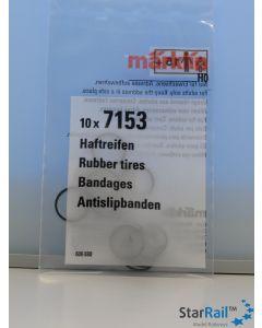 Haftreifen Ø 11 mm, Rad-Ø 14-18 mm