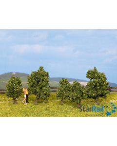 Sträucher grün 3-4 cm hoch 5 Stück