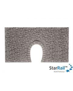 Tunnel-Portal 1-gleisig 23x12.7cm