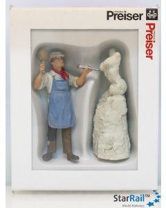 Bildhauer Skulptur