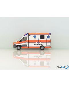 System Strobel Rettungswagen Kantonsspital Baden