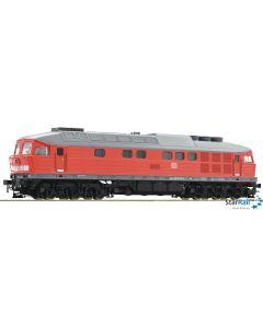 Diesellokomotive BR 233 Ludmilla DB AG