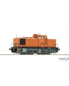 Diesellokomotive DR BR 106
