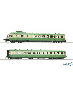 Dieseltriebzug X 2720/XR 7700 mit Sound