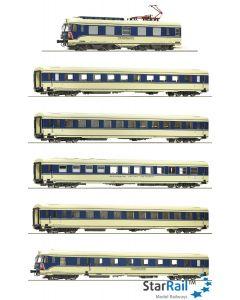 "6-teiliger Elektrotriebzug 4010.04 ""Transalpin"""