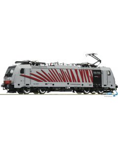 Elektrolokomotive Railpool BR 186 282-0 mit Sound