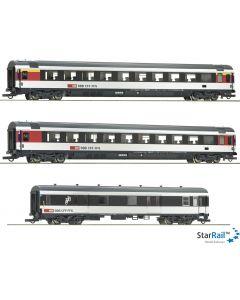 "3-teiliges Set 2: ""Gotthard-Panorama Express"""