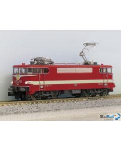 """Elektrolokomotive Serie BB 9200 """"Le Capitole"""""""