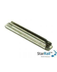 Schienen-Verbinder (Metall) 20 Stück