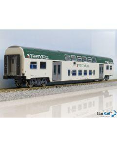 Doppelstockwagen Vivalto 2. Klasse TRENORD